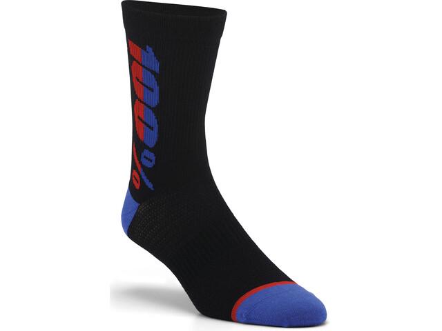 100% Rythym Socks black